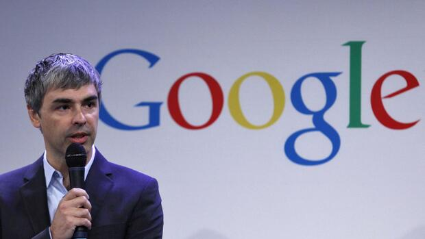 Platz 10: Larry Page Quelle: REUTERS