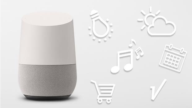 google home gegen amazon echo was ist besser. Black Bedroom Furniture Sets. Home Design Ideas
