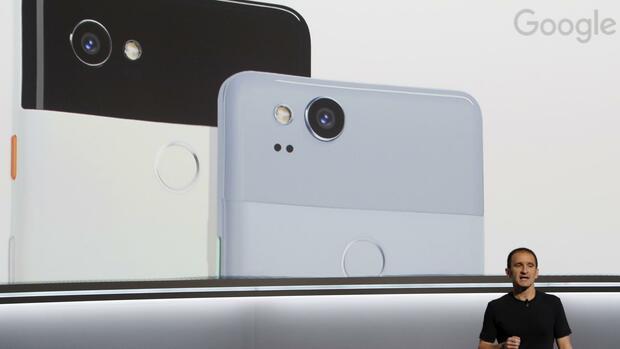 Google Pixel 2 Vorstellung im Livestream