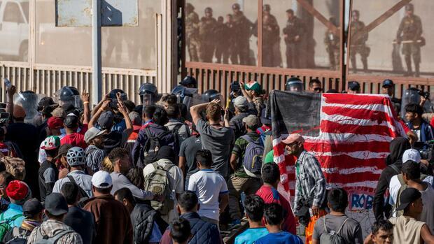 Illegale Einwanderung USA: Mexiko lässt sich nicht zum sicheren Drittstaat erklären