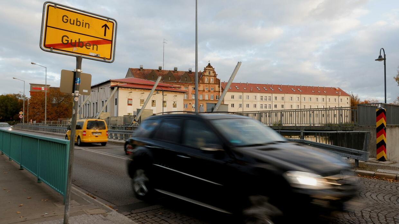 Grenzgang: Polizeieinsatz gegen Aktion von Rechtsextremen an der Grenze zu Polen