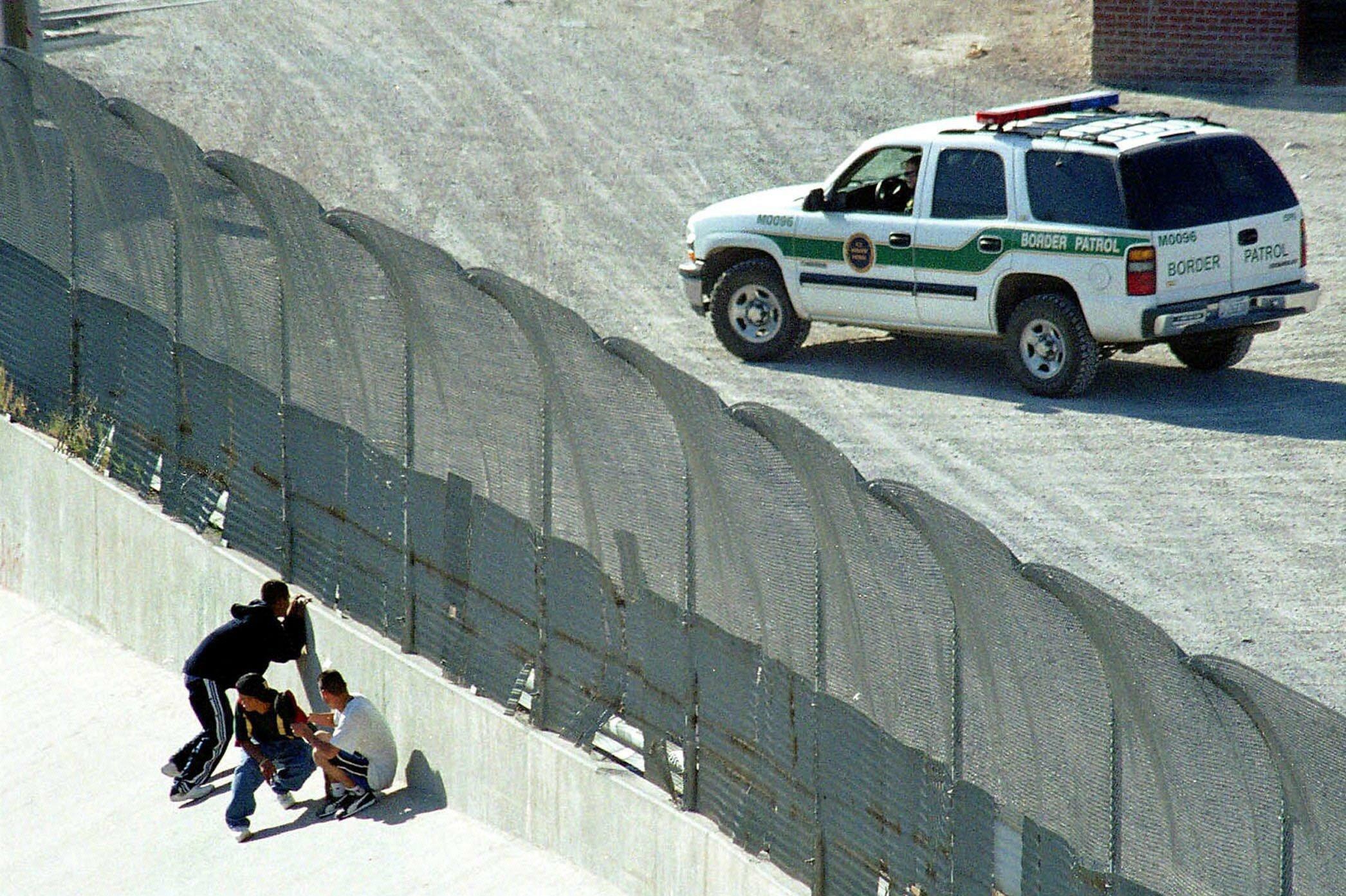 Trumps Mauer Zu Mexiko Eine Losung Aus Dem 14 Jahrhundert