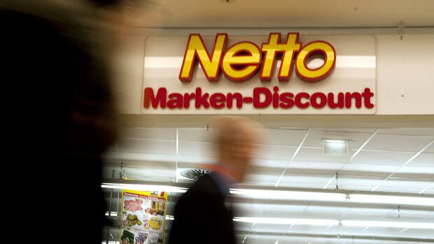 Netto Discounter Quelle: dapd