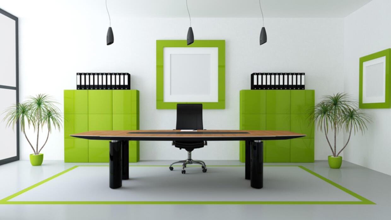 Farben Im Büro Farbpsychologie Für Die Arbeitsräume