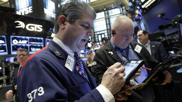 Börse Usa öffnung