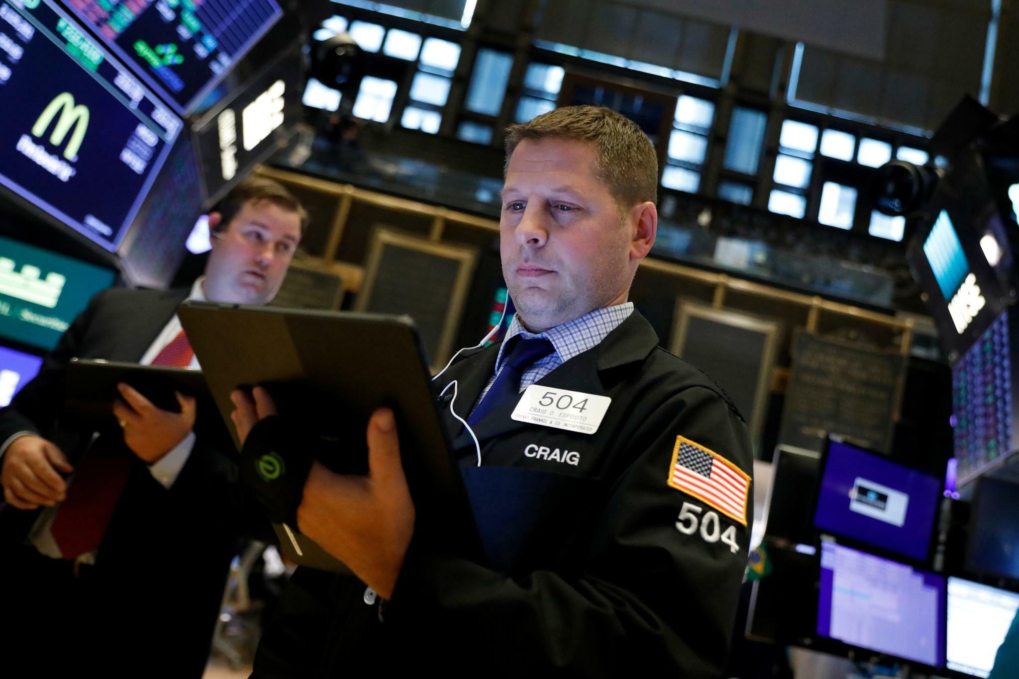 Dow Jones, Nasdaq, S&P 500: Handelsstreit sorgt erneut für Verluste an US-Börsen – Netflix-Kurs stark unter Druck