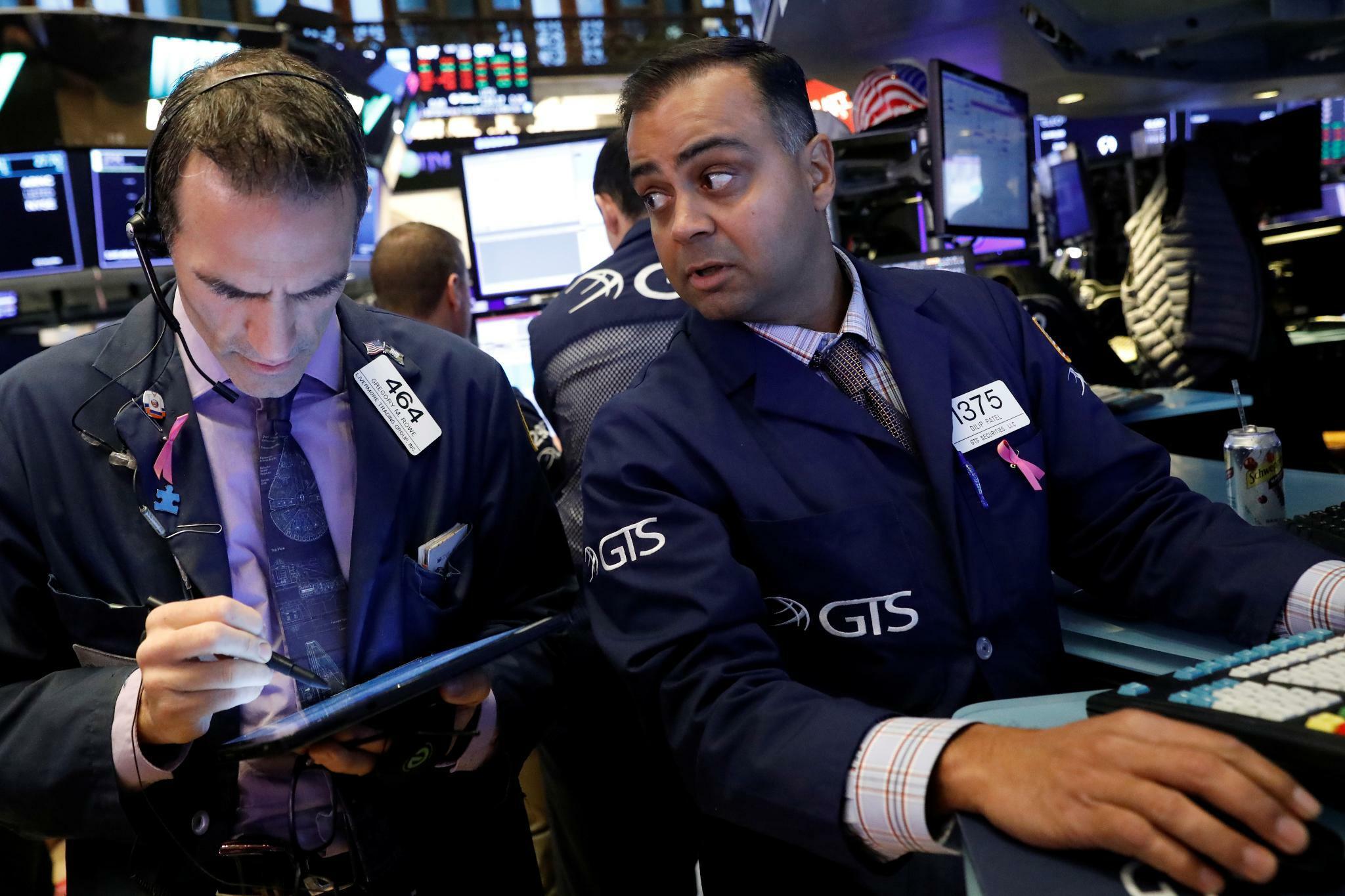 Dow Jones, Nasdaq, S&P 500: Gemischte Firmenbilanzen bremsen Wall Street aus