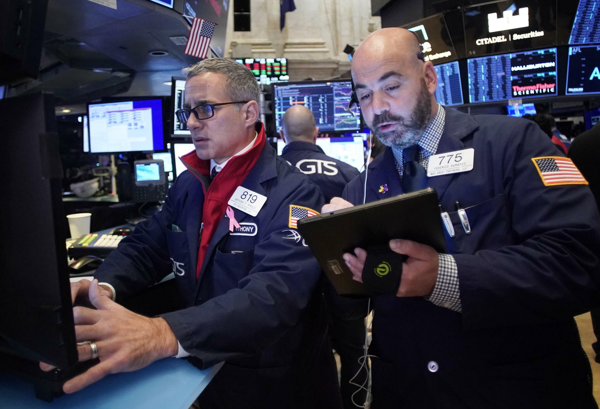 Dow Jones, Nasdaq, S&P 500: US-Börsen legen nach Rekordhoch Pause ein