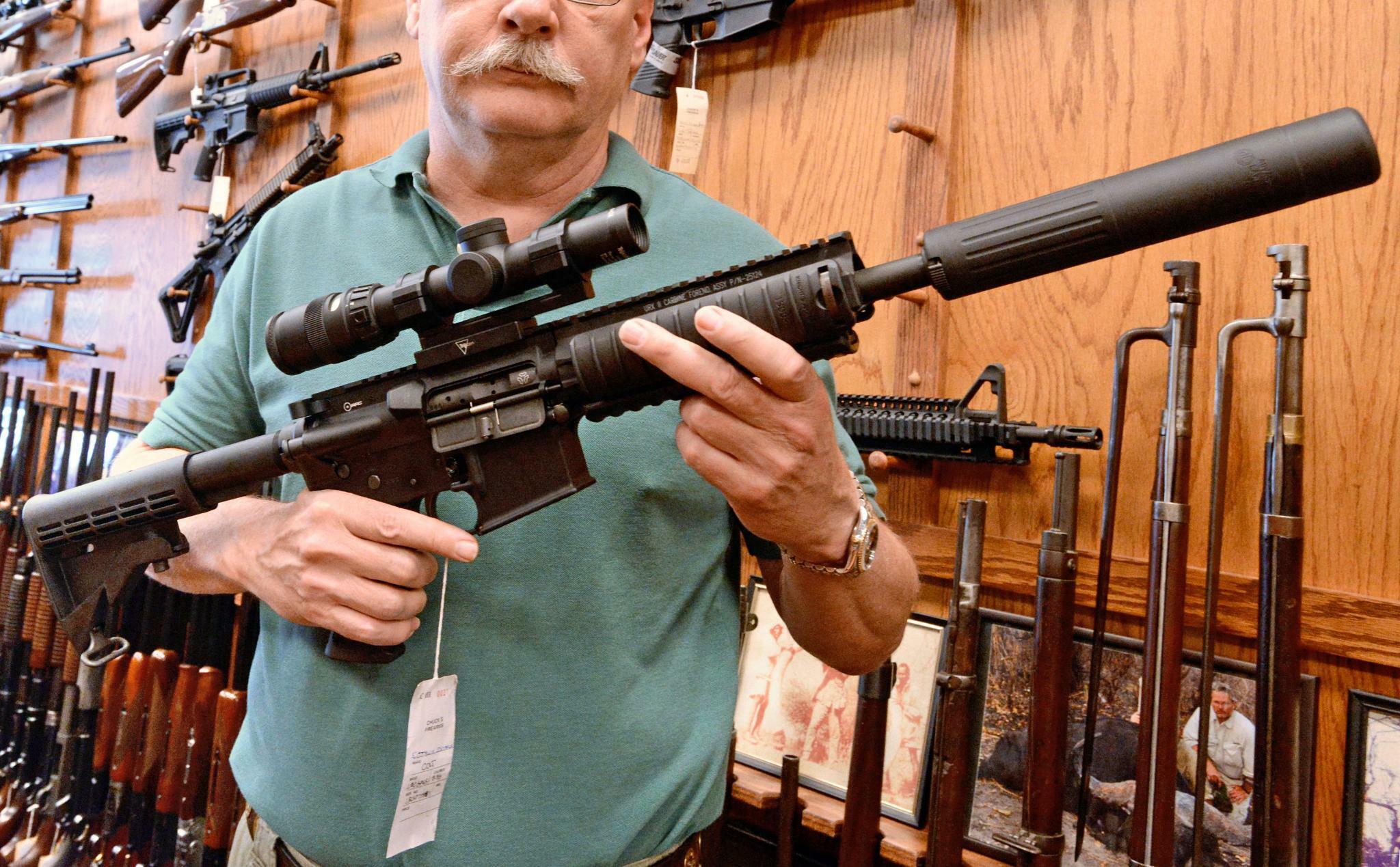 Waffenhersteller: Colt produziert vorerst keine Sportgewehre mehr