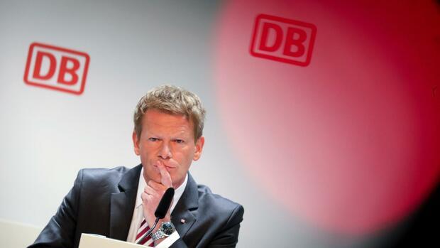 Bahn-Chef Lutz schreibt Brandbrief an Führungskräfte