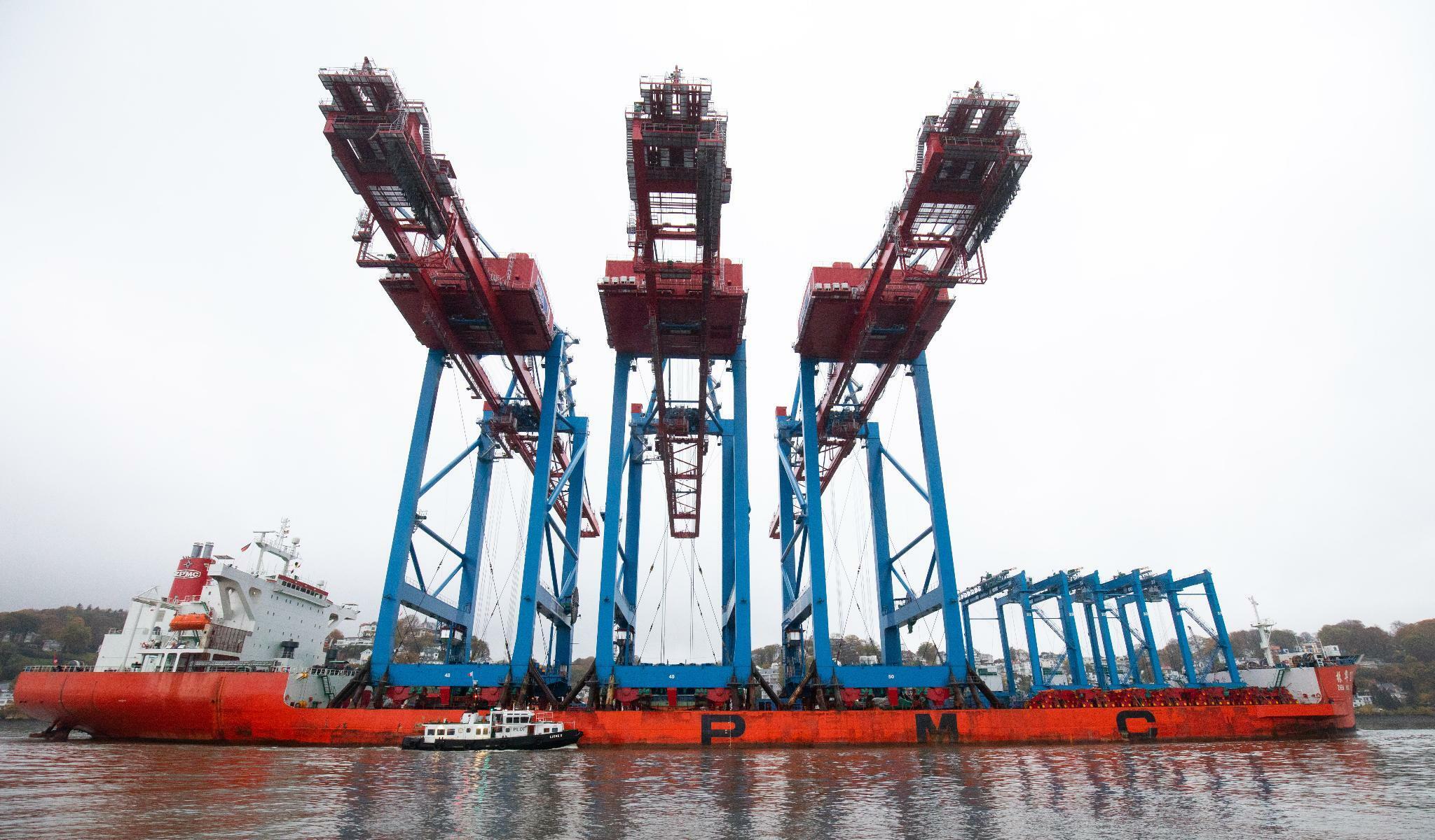 Logistik: Deutsche Häfen rüsten sich für die Konjunkturflaute