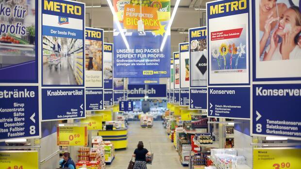 haniel verkauft metro aktien