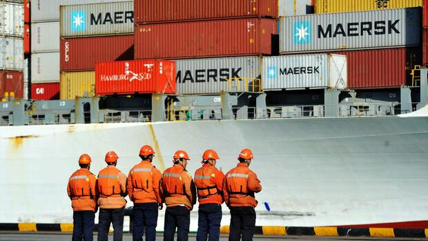 US-Handelsdefizit mit China wächst stark