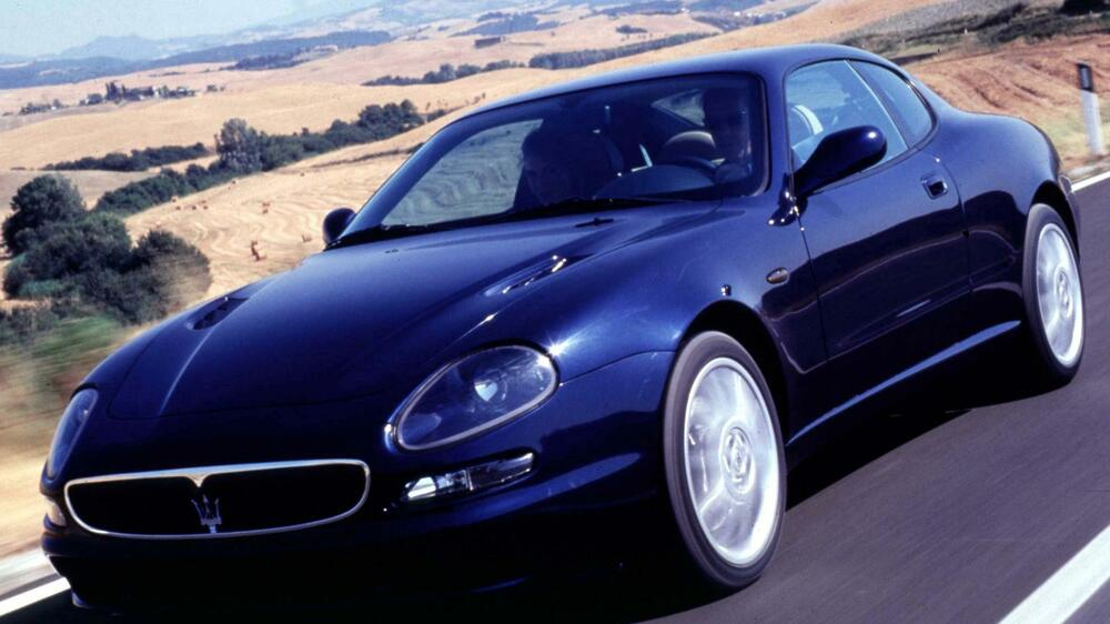 The four-seater 3200GT coupe Quelle: REUTERS