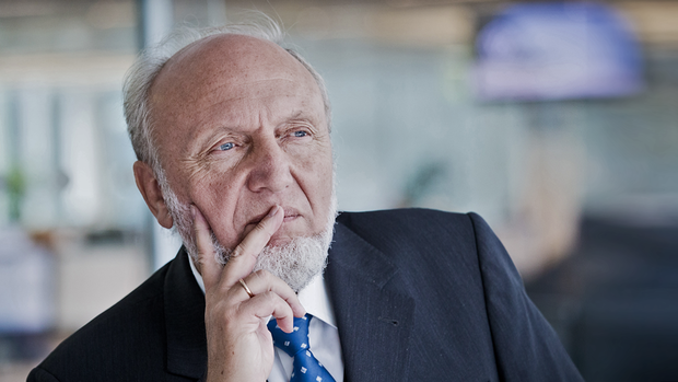 Hans-Werner Sinn. Quelle: dpa Picture-Alliance