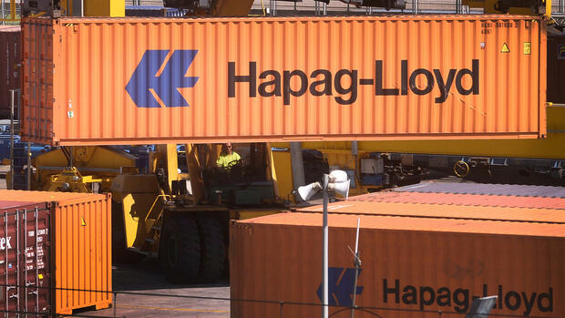 Hapag Lloyd Quelle: REUTERS