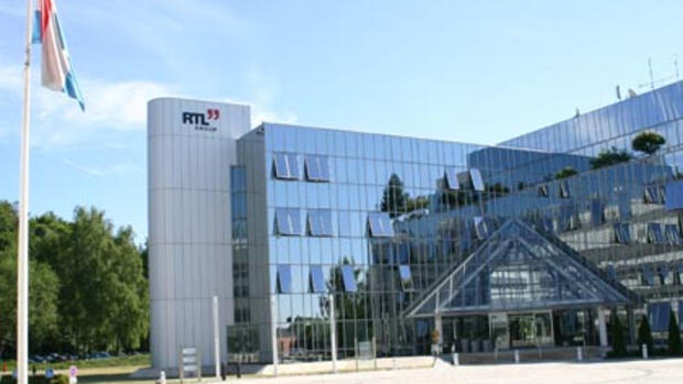 Haupsitz der RTL Group in Luxemburg