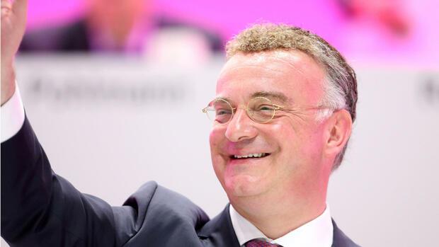 Führungswechsel bei Evonik: Kullmann übernimmt Chefposten bei Evonik