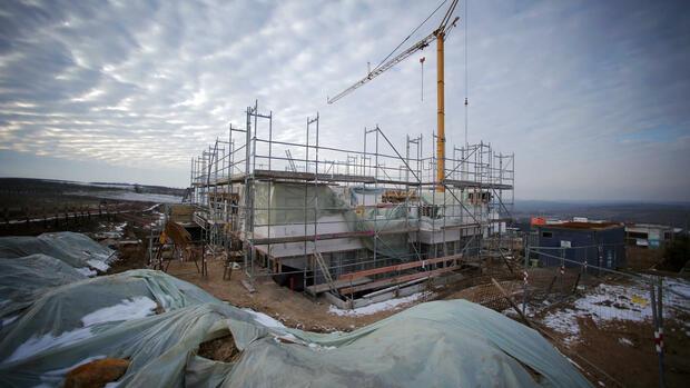 Weniger Baugenehmigungen für Wohnraum in Deutschland