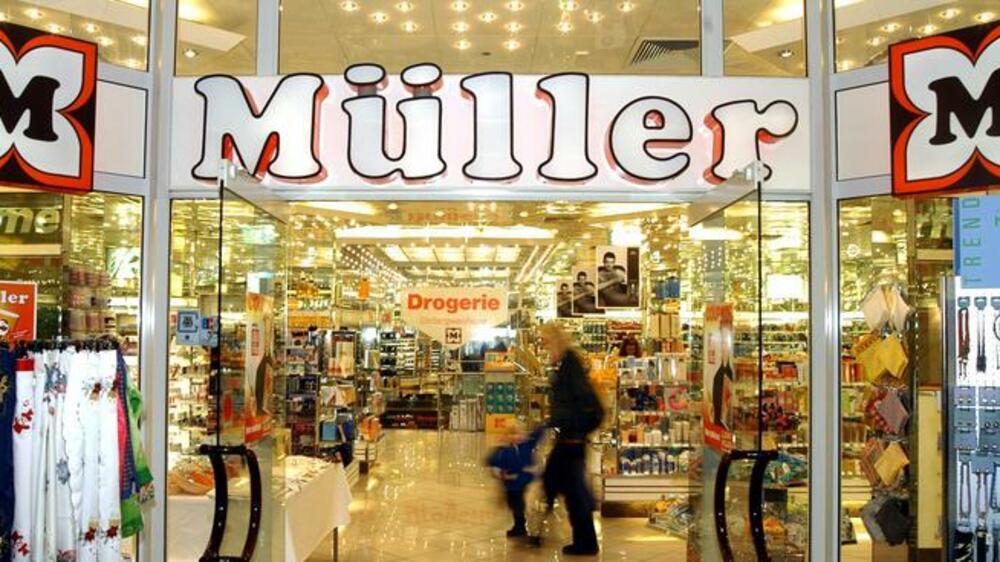 Müller Filialen Deutschland