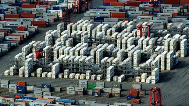 Moeller-Maersk tritt auf die Bremse: Die größten Reedereien der Welt