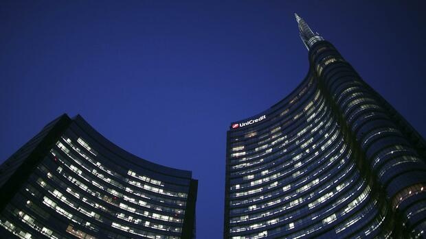 UniCredit-Zentrale Quelle: REUTERS