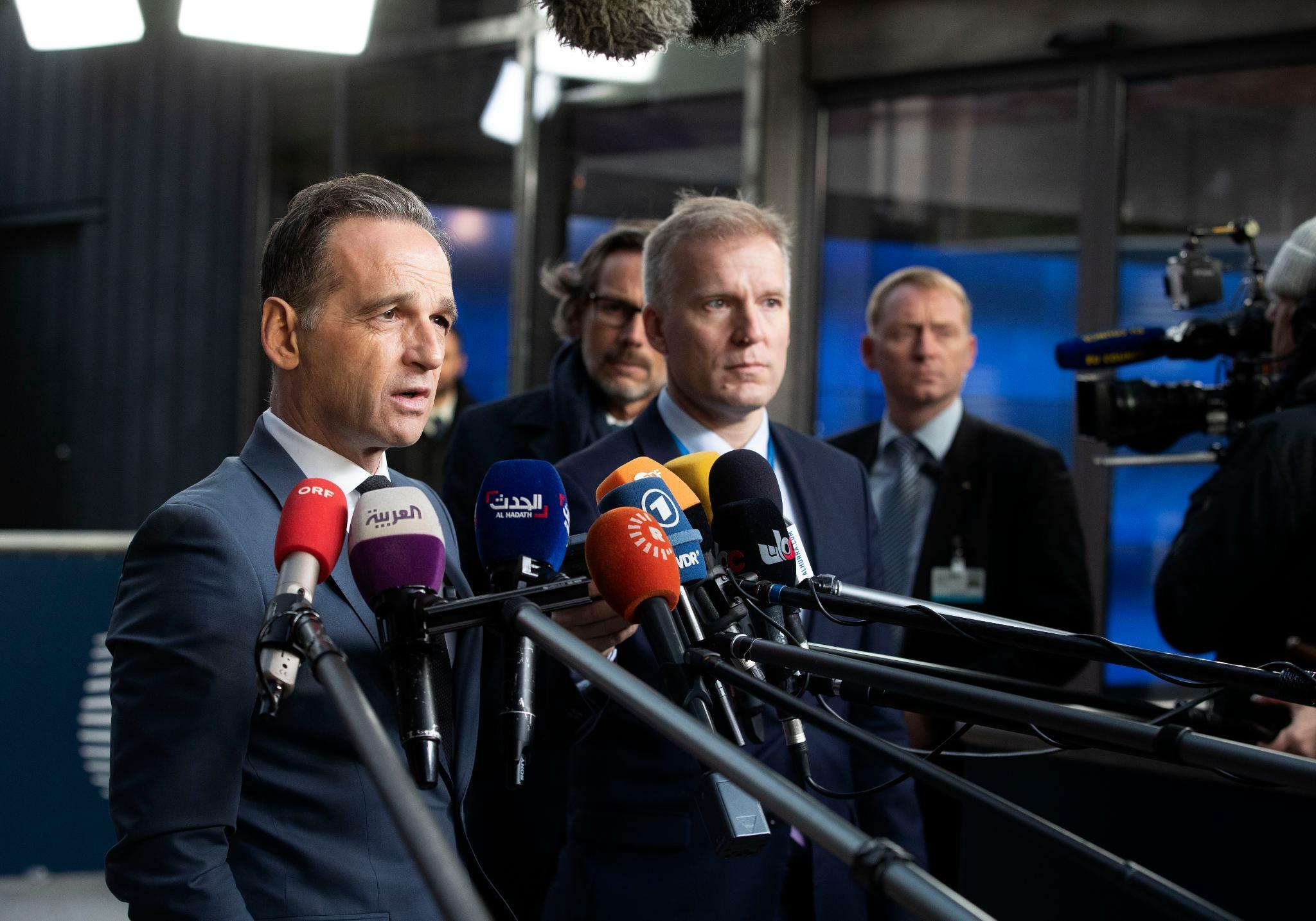 Gemeinsame Erklärung: Deutschland, Frankreich und Großbritannien drängen Iran zu Rückkehr zum Atomabkommen
