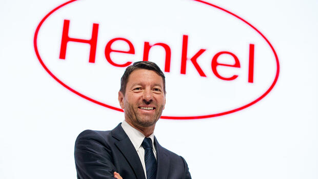 Henkel-Chef Kasper Rorsted Quelle: dpa