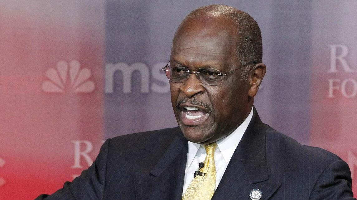 Herman Cain Quelle: REUTERS