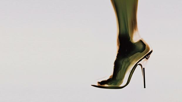 High heels tragen ich muss Absätze tragen: