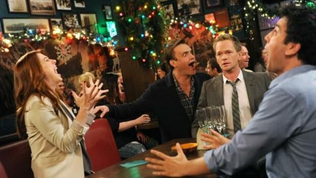Platz 4: How I Met Your Mother Quelle: Handelsblatt Online