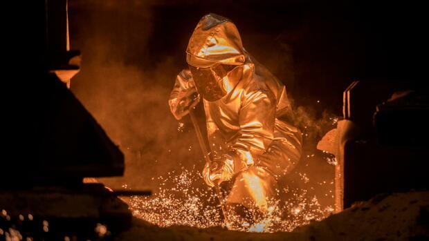 Thyssen-Krupp optimistisch für Stahl-Joint Venture mit Tata Steel
