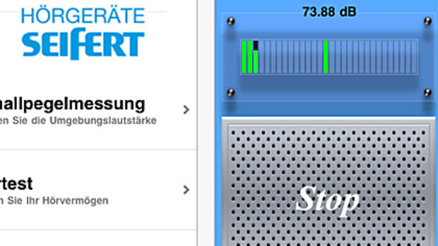 Hörtest für alle (iPhone) Quelle: http://itunes.apple.com/de/app/hortest-fur-alle/id366188338?mt=8