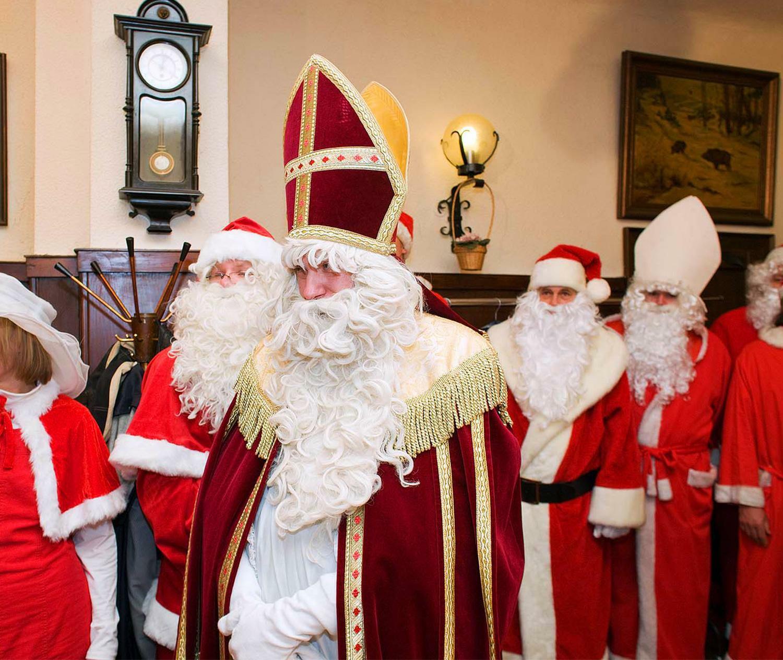 Weihnachtsmann-Darsteller: Manche Weihnachtsfeiern eskalieren extrem