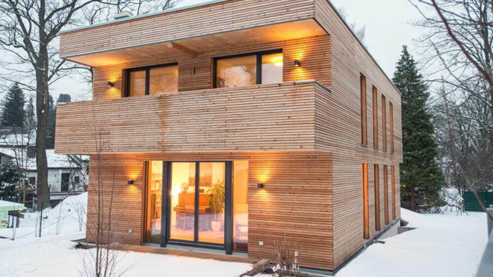 Architektouren 2013 die architekturbranche bittet zur for Architekt holzhaus