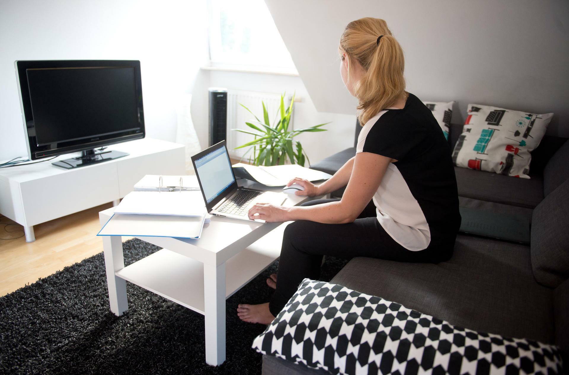 Home-Office: Daheim arbeiten und Steuern sparen