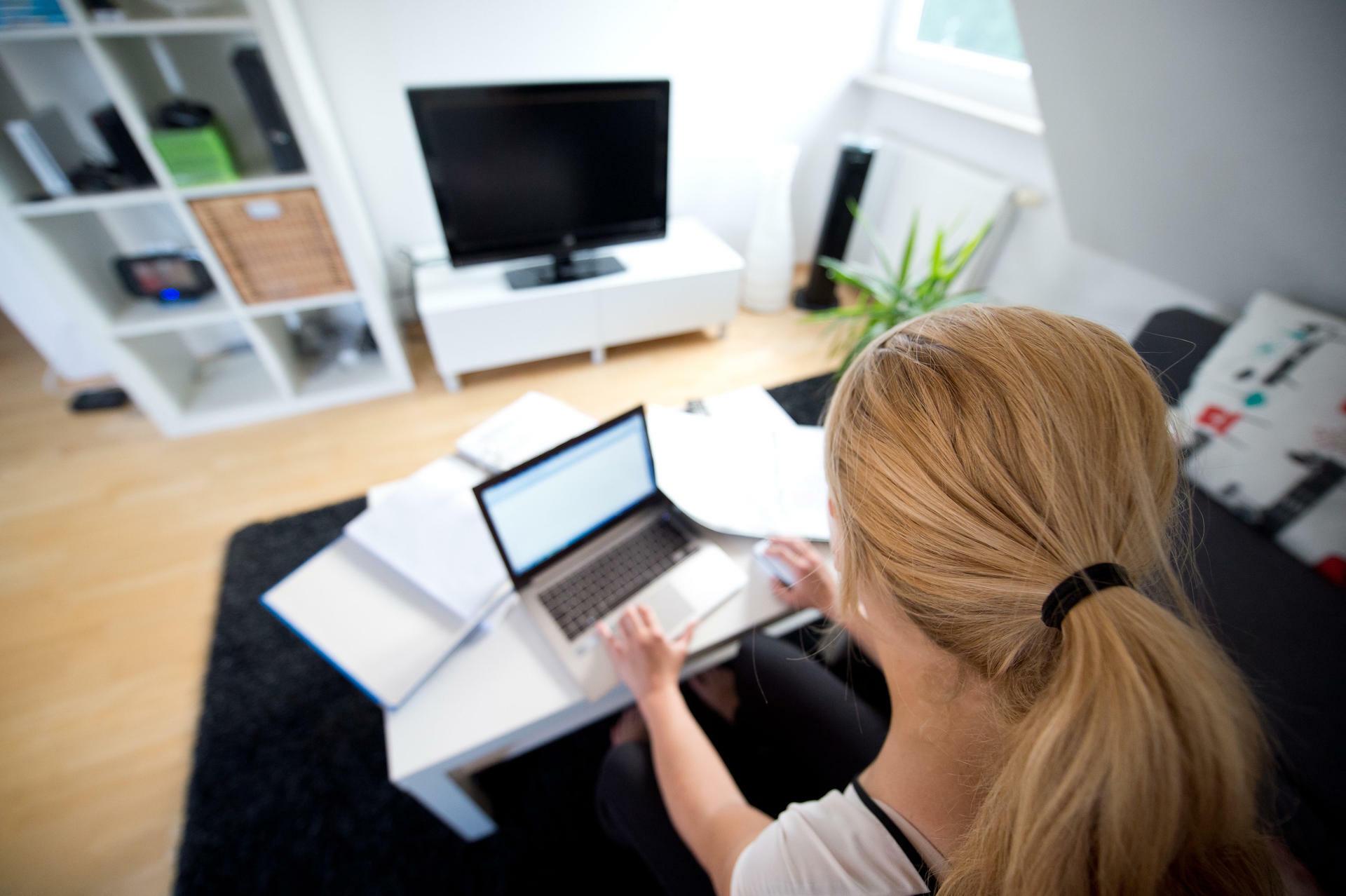 home office arbeitnehmer arbeitgeber, rein rechtlich: kein anspruch auf dauerhaftes home office, Design ideen