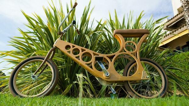 diy fahrrad hoopy das holzbike zum selber bauen. Black Bedroom Furniture Sets. Home Design Ideas
