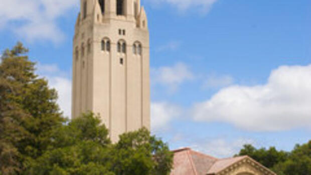 Hoover Tower an der Stanford University