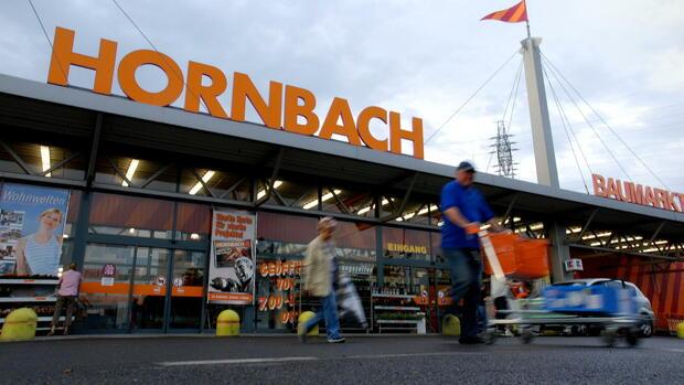 Hornbach Baumarkt Bekommt R Ckenwind Durch Online Gesch Fte