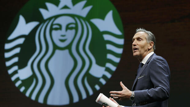 Howard Schultz Quelle: AP