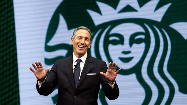 Howard Schultz: Ex-Starbucks-Chef will Präsident werden