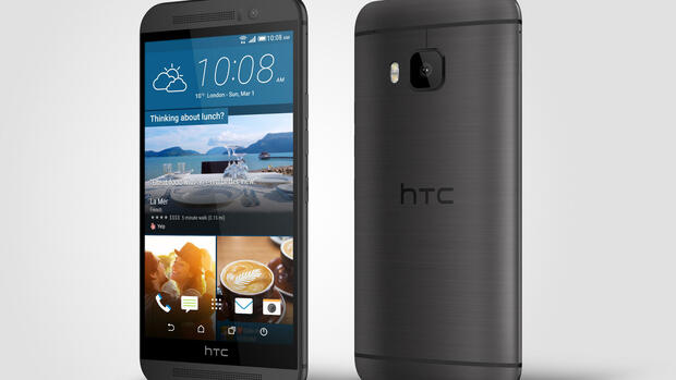 HTC One M9 Quelle: AP