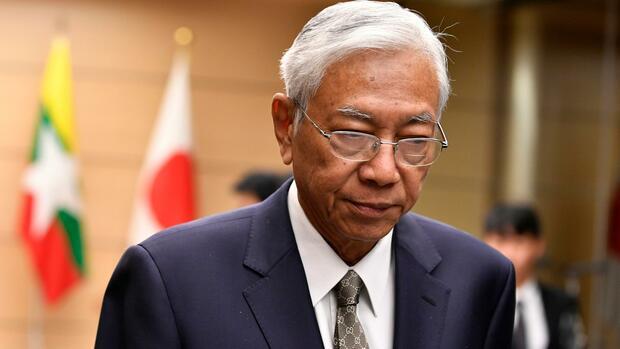 Regierung: Myanmars Präsident Htin Kyaw tritt überraschend zurück