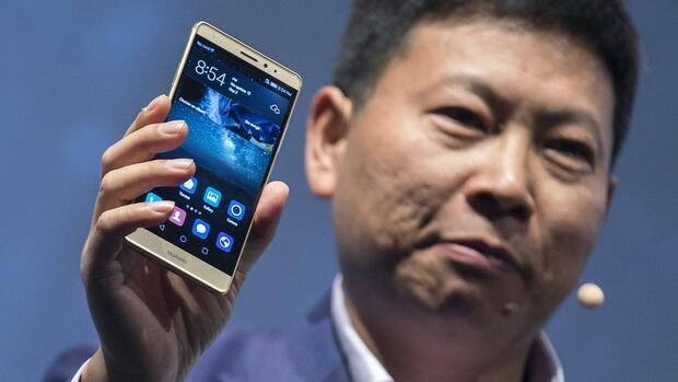 Huawei Mate S Quelle: REUTERS