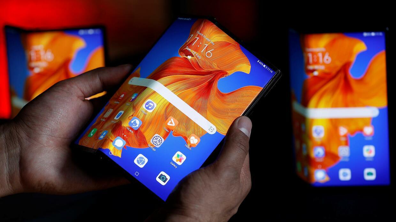 Mate XS: Huawei startet zweiten Anlauf mit einem Klapp-Handy