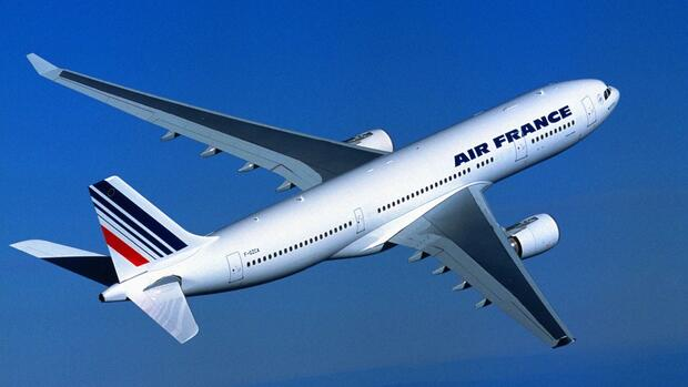 Flying Blue: Das Bonusprogramm der Air France Quelle: AP