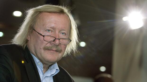 Peter Sloterdijk. Quelle: picture alliance