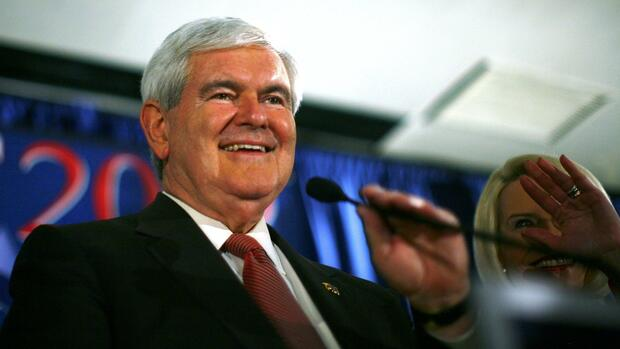 Newt Gingrich Quelle: REUTERS