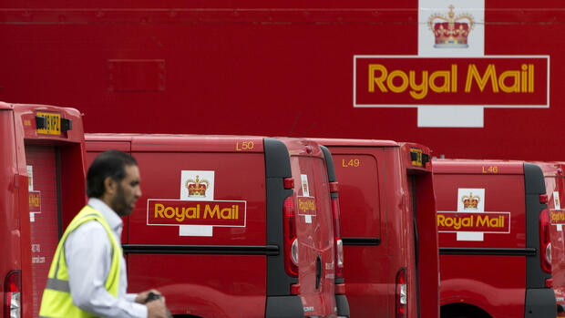 Royal Mail Quelle: AP